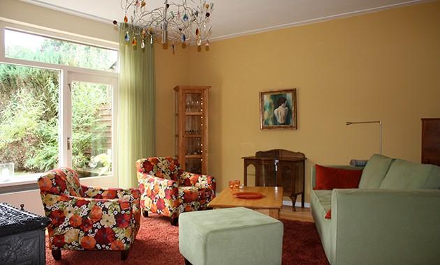 Nieuw interieur ontwerp woonkamer